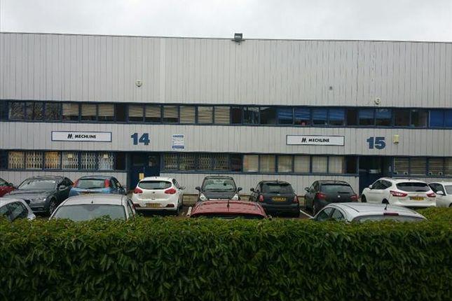 Thumbnail Light industrial to let in 15, Carters Lane, Kiln Farm, Milton Keynes