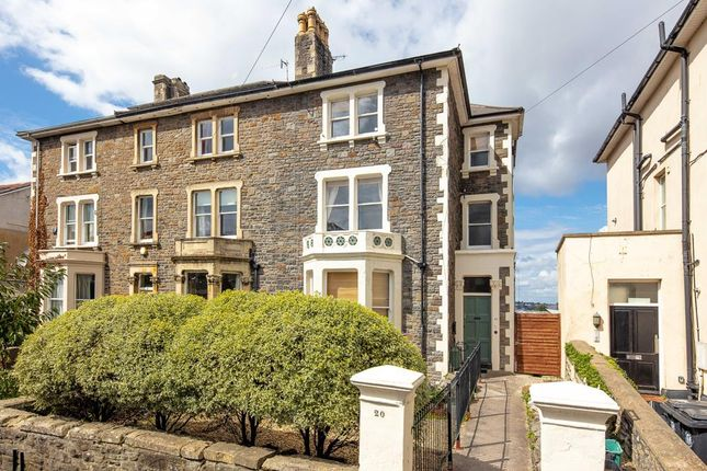 Thumbnail Semi-detached house for sale in Knowle Road, Totterdown, Bristol