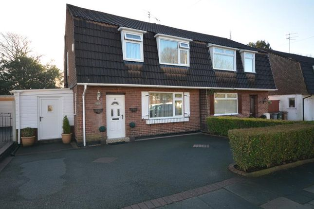 Thumbnail Semi-detached house for sale in Westminster Drive, Bromborough