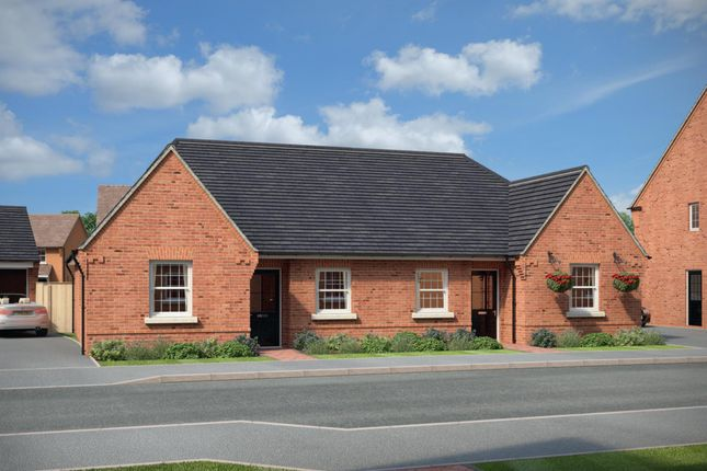"Thumbnail Bungalow for sale in ""Dw Bungalow"" at Whetstone Street, Redditch"