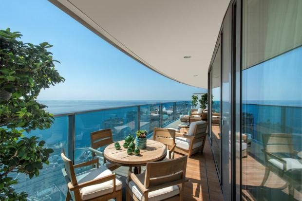 Thumbnail Apartment for sale in Odeon Tower, Monaco, 98000