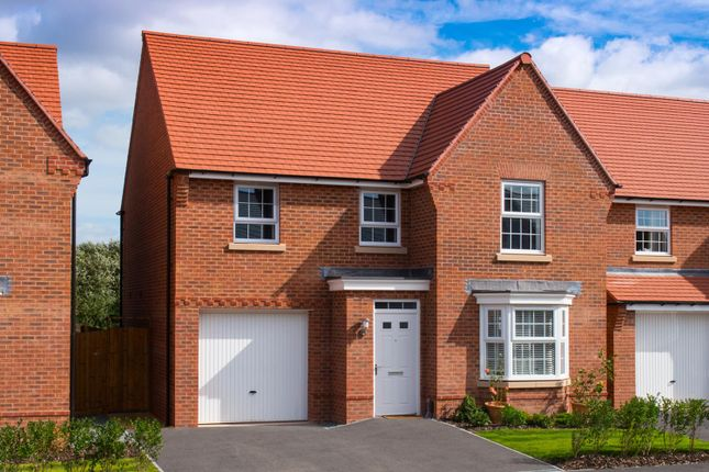 """Thumbnail Detached house for sale in """"Millford"""" at Callow Hill Way, Littleover, Derby"""