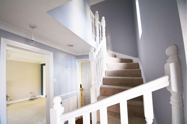 Staircase of Maes Ty Gwyn, Llangennech, Llanelli SA14