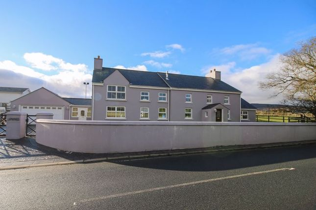 Thumbnail Detached house to rent in Lapwings, East Foxdale Road, Eairy