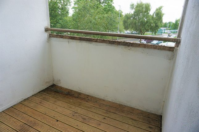 Balcony of Roughwood Drive, Liverpool L33