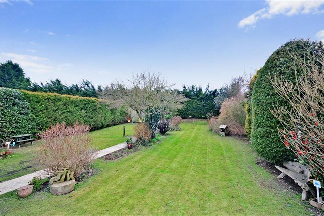 Thumbnail Semi-detached house for sale in Lower Hartlip Road, Hartlip, Sittingbourne, Kent
