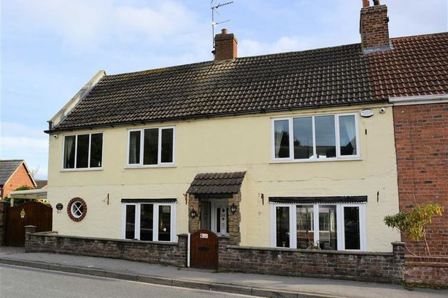 Thumbnail Semi-detached house for sale in Main Road, Drax