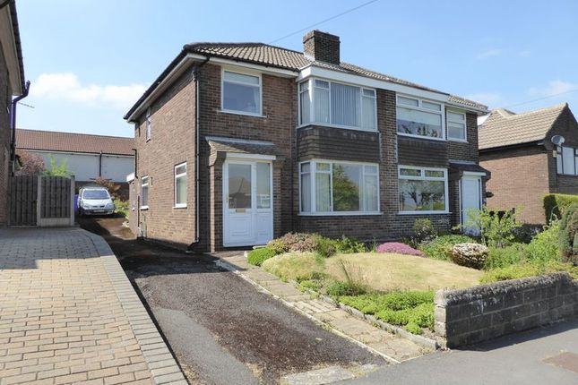Thumbnail Semi-detached house to rent in Charnock Grove, Sheffield