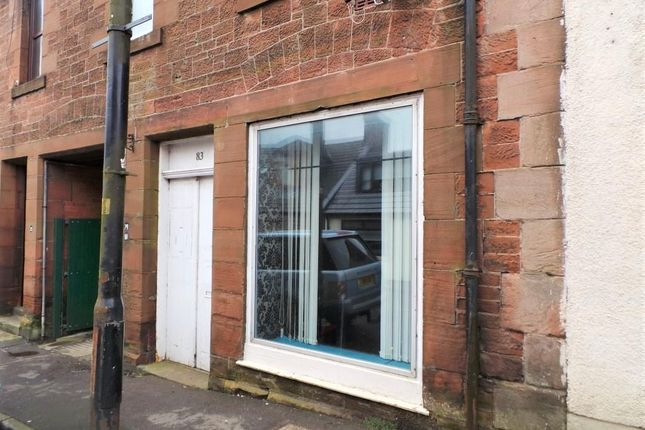 Commercial property for sale in Main Street, Auchinleck, Cumnock