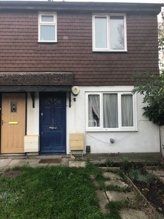 Thumbnail Maisonette for sale in Epstein Road, Thamesmead