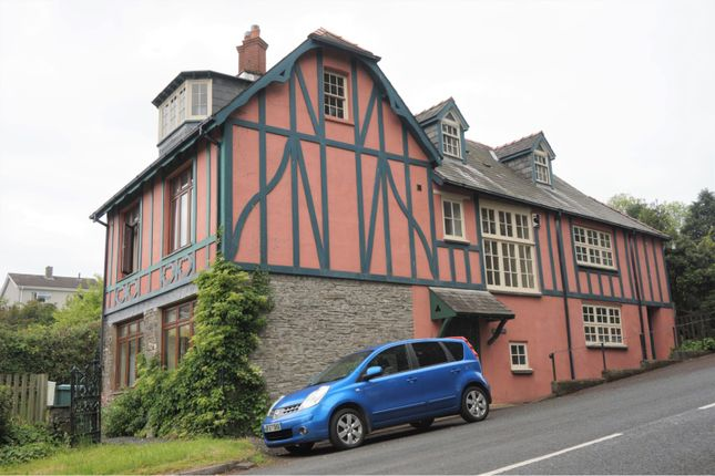 Thumbnail Detached house for sale in Primrose Hill, Aberystwyth