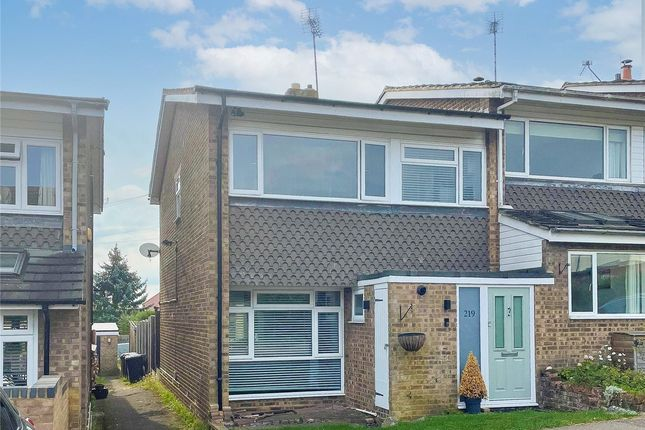 4 bed end terrace house for sale in Valley Road South, Codicote, Hitchin, Hertfordshire SG4