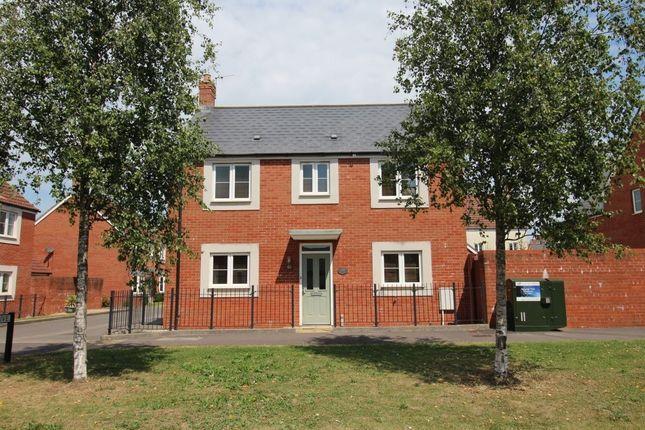 Thumbnail Semi-detached house to rent in Phoenix Way, Portishead, Bristol