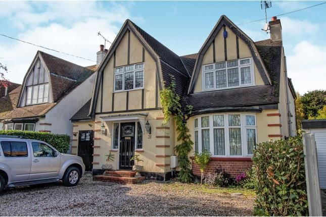 Thumbnail Detached house for sale in Rochford, Essex, Uk