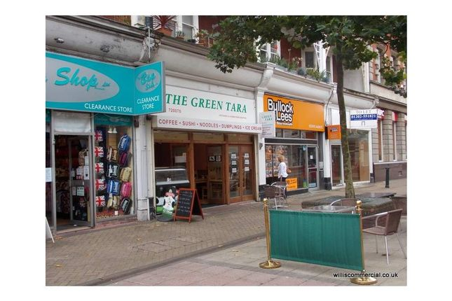 Thumbnail Retail premises to let in Christchurch Road 583, Bournemouth, Dorset