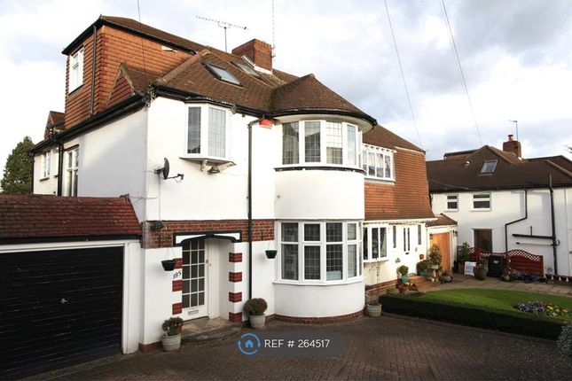 Thumbnail Semi-detached house to rent in Hawes Lane, West Wickham
