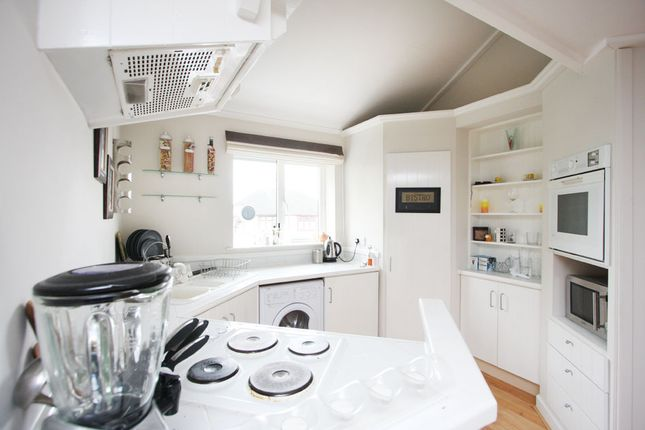 Thumbnail Flat to rent in Garnett Road West, Newcastle-Under-Lyme