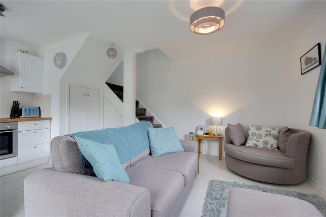 Thumbnail End terrace house for sale in Hazelbank Road, Chertsey, Surrey