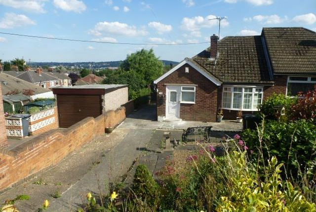 Thumbnail Bungalow to rent in Bradgate Close, Rotherham