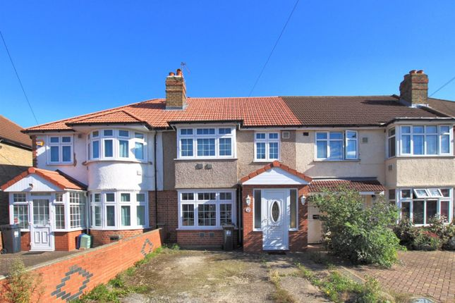 Thumbnail Terraced house to rent in Ash Grove, Heston
