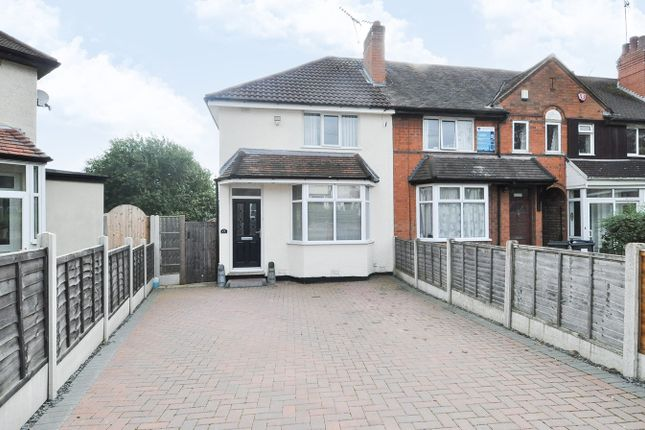 2 bed end terrace house for sale in Tealby Grove, Selly Oak, Birmingham