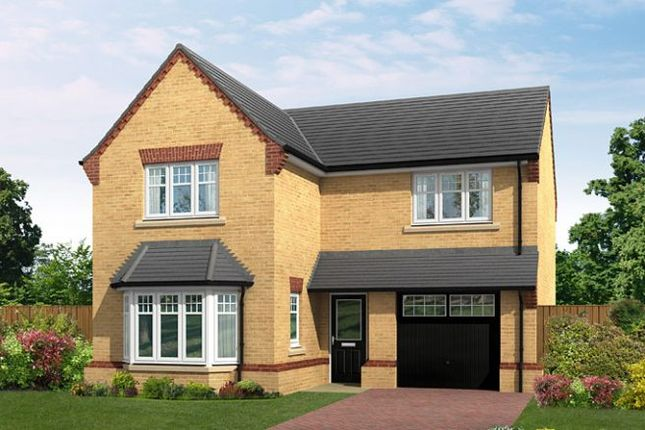 "Thumbnail Detached house for sale in ""The Settle"" at Mulberry Road, Farsley, Pudsey"