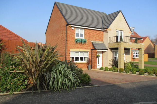 Thumbnail Detached house for sale in Ciarncross Place, Parklands Estate, Coatbridge