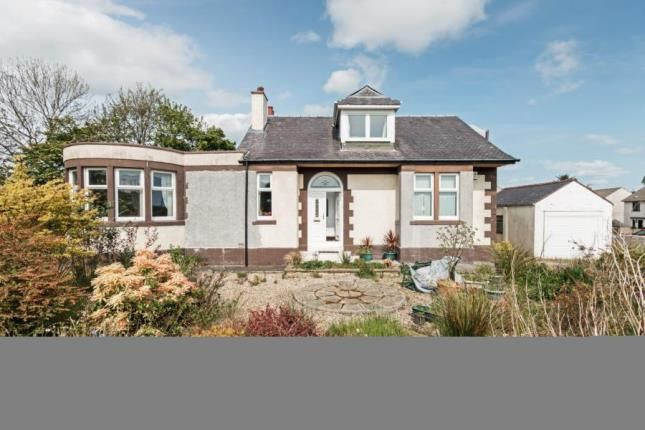 Thumbnail Bungalow for sale in West Kilbride Road, Dalry, North Ayrshire
