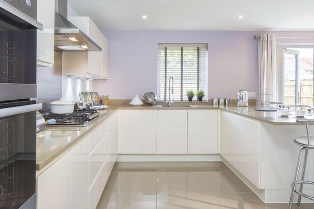 """Thumbnail Detached house for sale in """"Allendale"""" at London Road, Hook"""