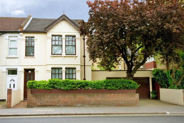 Thumbnail Semi-detached house to rent in Gunnersbury Lane, London