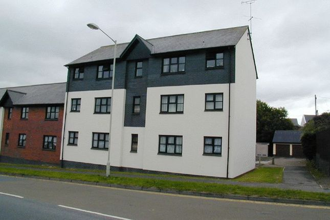 Thumbnail Flat to rent in Hollowtree Court, Newport, Barnstaple