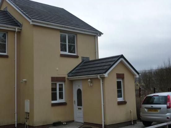 Thumbnail Semi-detached house to rent in Fforest Fach, Tycroes, Ammanford