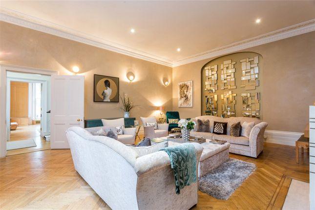 Thumbnail End terrace house to rent in Warwick Avenue, Little Venice, London