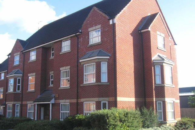 Thumbnail Flat to rent in Weavers Green, Northallerton