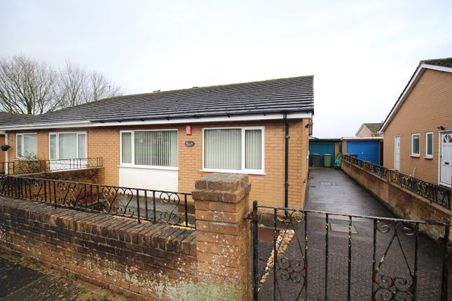 Thumbnail Semi-detached bungalow for sale in Cherry Brow, Morton West, Carlisle
