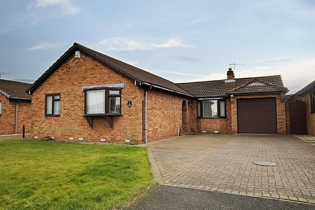 Thumbnail Detached bungalow for sale in East End Road, Preston, Hull