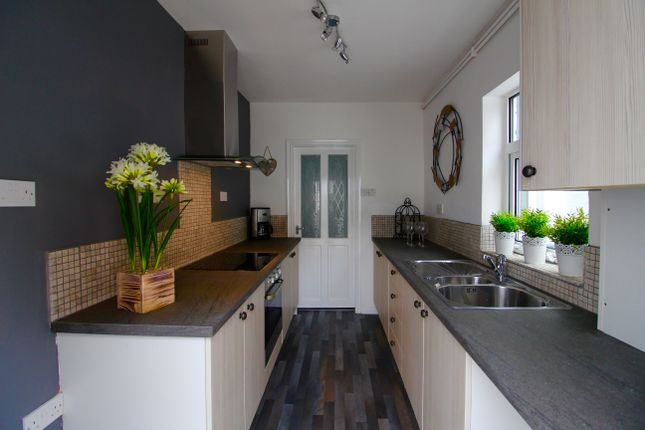 2 bed terraced house for sale in Flag Lane, Crewe