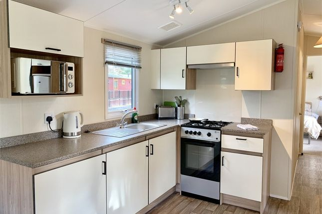 Kitchen Area of Lowther Holiday Park Ltd, Eamont Bridge, Penrith CA10