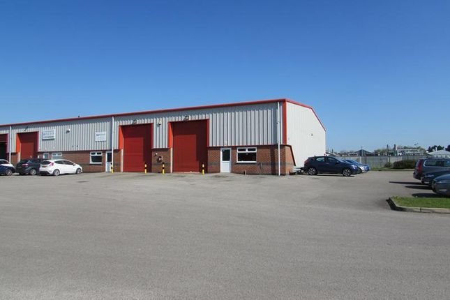 Thumbnail Light industrial to let in Unit 9/10 Sadler Park, Earlsfield Close, Sadler Road, Lincoln