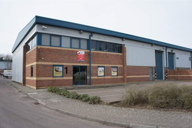 Thumbnail Light industrial to let in Unit 17 Rushy Platt Industrial Estate, Swindon