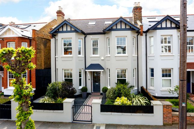 Thumbnail Semi-detached house for sale in Cromwell Road, London