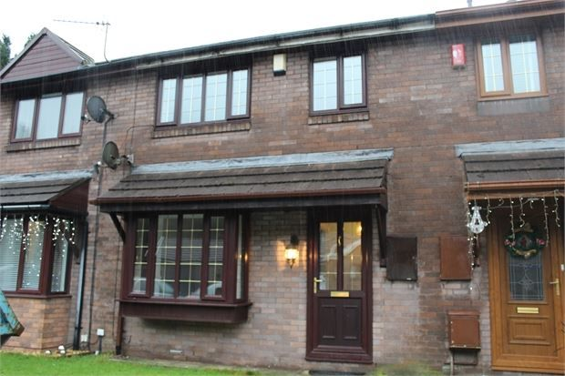 Thumbnail Terraced house for sale in Elizabeth Close, Lewis Street, Pentre, Rct.
