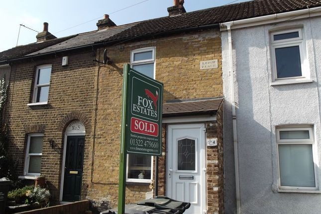 2 bed terraced house for sale in Leigh Place, Hawley Road, Dartford