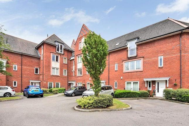 Thumbnail Flat for sale in 17A Badger Road, West Timperley, Altrincham
