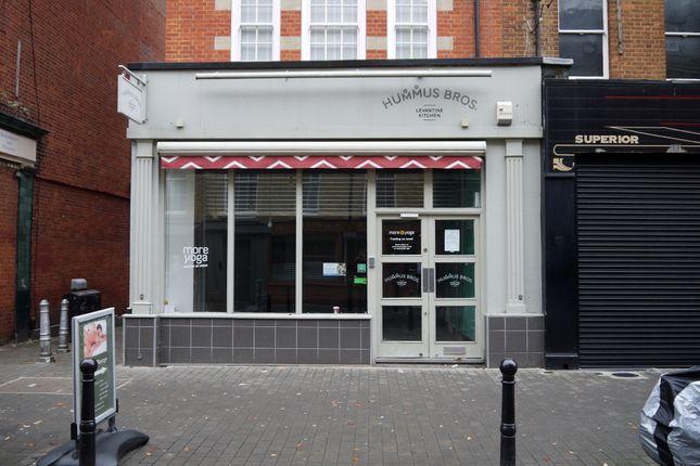 Thumbnail Retail premises to let in Exmouth Market, London