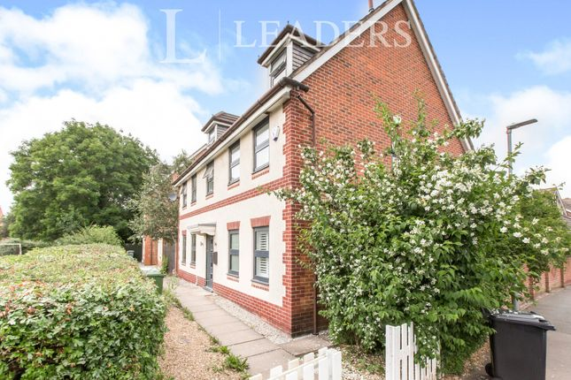 Thumbnail Detached house to rent in Comberbach Drive, Stapeley, Nantwich