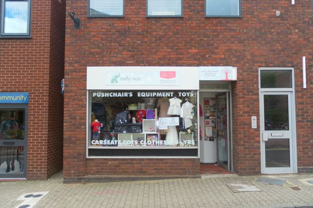Thumbnail Retail premises for sale in 20 St Andrews Street, Droitwich Spa
