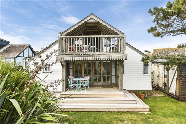 Thumbnail Detached house for sale in The Cormorant, Kingsway, Selsey