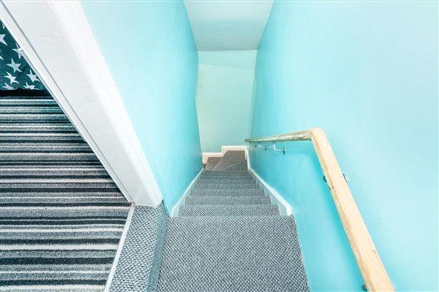 Stairs of Robert Street, Barrow-In-Furness LA14