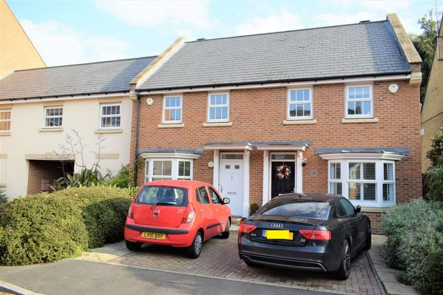 Thumbnail Terraced house to rent in Reed Court, Ingress Park